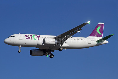 Sky Airline of Chile introduces its new 2017 brand