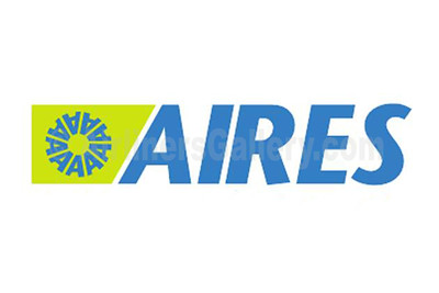 1. AIRES Colombia logo