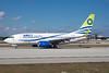 AIRES Colombia Boeing 737-73V WL HK-4641 (msn 30244) (Ahora todos volar) FLL (Bruce Drum). Image: 102005.