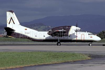 Aer Caribe Colombia Antonov An-32B HK-4257 (msn 3203) BOG (Christian Volpati). Image: 950625.