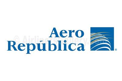 1. AeroRepublica logo