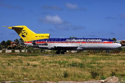 AeroRepublica Colombia Boeing 727-46 HK-3840X (msn 18879) ADZ (Perry Hoppe). Image: 911430.