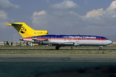AeroRepublica Colombia Boeing 727-46 HK-3840X (msn 18879) BOG (Christian Volpati). Image: 905192.