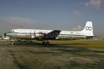 Aerocosta Colombia Douglas DC-6B (F) HK-1360 (msn 43528) MIA (Bruce Drum). Image: 103518.