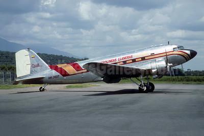 Aerolineas Llaneras Colombia - Arall Douglas C-47A-DL (DC-3) HK-3037 (msn 20548) VVC (Michel Saint-Felix). Image: 952692.