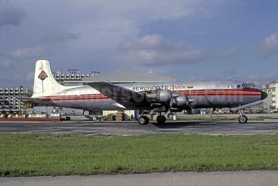 Aeronorte Colombia Douglas DC-6A HK-1776 (msn 45499) MIA (Bruce Drum). Image: 105335.