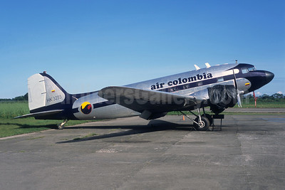 Air Colombia Douglas C-47A-DL (DC-3) HK-3293 (msn 9186) VVC (Christian Volpati Collection). Image: 952685.