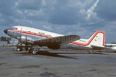 Alicol Colombia Douglas C-47A-DL (DC-3) HK-3176 (msn 19606) VVC (Christian Volpati). Image: 951987.