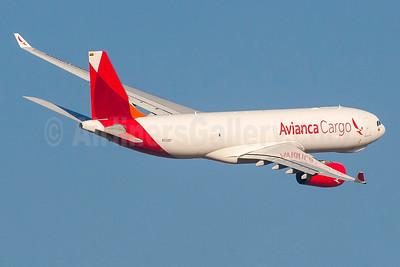 Avianca Cargo (Tampa Cargo) Airbus A330-243F N332QT (msn 1428) VCP (Rodrigo Cozzato). Image: 922683.