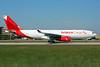 Avianca Cargo (Tampa Cargo) Airbus A330-243F N334QT (msn 1448) MIA (Brian McDonough). Image: 925835.