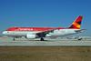 Avianca (Colombia) Airbus A320-214 N417AV (msn 4175) MIA (Bruce Drum). Image: 102206.