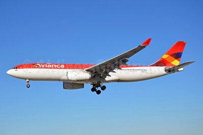 Avianca (Colombia) Airbus A330-243 N967CG (msn 967) MIA (Bruce Drum). Image: 103483.