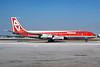 Avianca Colombia Boeing 707-321B HK-2016 (msn 19276) MIA (Bruce Drum). Image: 104101.