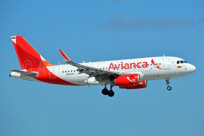 Avianca (Colombia) Airbus A319-132 WL N690AV (msn 5944) FLL (Bruce Drum). Image: 104656.
