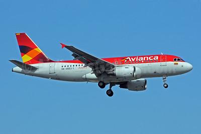 Avianca (Colombia) Airbus A319-115 HK-4553-X (msn 3467) MIA (Bruce Drum). Image: 101798.