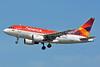 Avianca (Colombia) Airbus A318-111 N596EL (msn 2523) MIA (Jay Selman). Image: 403349.