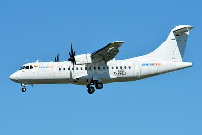 EasyFly Colombia ATR 42-600 F-WWLJ (HK-5314X) (msn 1410) TLS (Paul Bannwarth). Image: 946367.