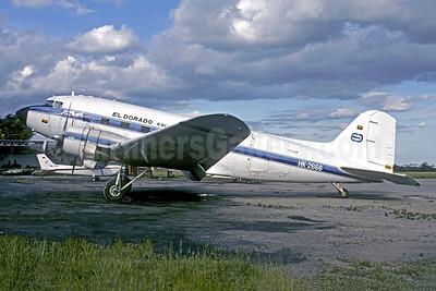 El Dorado Colombia Douglas C-47A-DL (DC-3) HK-2666 (msn 10201) VVC (Christian Volpati). Image: 951990.