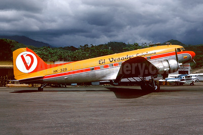 El Venado Colombia Douglas C-47-DL (DC-3) HK-329 (msn 4404) VVC (Christian Volpati). Image: 949521.