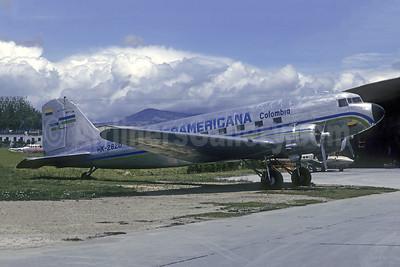 Interamericana Colombia Douglas C-47A-DL (DC-3) HK-2820 (msn 20171) BOG (Christian Volpati Collection). Image: 951994.