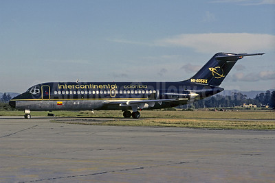 Intercontinental Colombia McDonnell Douglas DC-9-14 HK-4056X (msn 45712) BOG (Christian Volpati). Image: 938533.