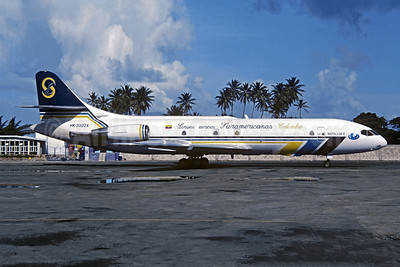 """""""Napolean B"""", crashed on approach to El Yopal on a cargo flight on January 31, 2001, 3 killed."""