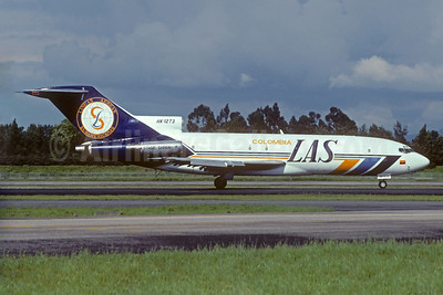 LAS Colombia - Linease Aereas Suramericanas Boeing 727-24C HK-1273 (msn 19526) BOG (Christian Volpati). Image: 940334.