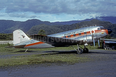 SADELCA Colombia Douglas C-49J-DO (DC-3) HK-1212 (msn 4987) VVC (Christian Volpati Collection). Image: 952318.