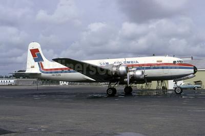 SAM Colombia Douglas C-54B-1-DC (DC-4) HK-528 (msn 10449) MIA (Bruce Drum). Image: 105210.