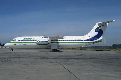 SAM Colombia Avro (BAe) RJ100 N510MM (msn E3250) BOG (Christian Volpati). Image: 950357.