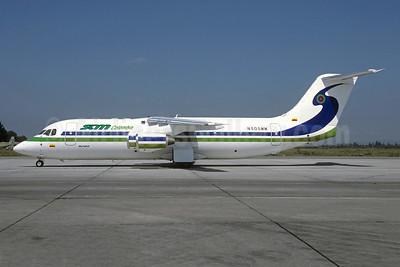 SAM Colombia Avro (BAe) RJ100 N505MM (msn E3242) BOG (Christian Volpati). Image: 950356.