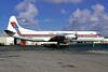 SAM Colombia Lockheed 188A Electra HK-555 (msn 1029) MIA (Bruce Drum). Image: 102711.