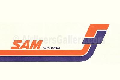 1. SAM Colombia logo