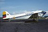 SATENA Douglas EC-47D (DC-3) FAC 1123 (msn 26044) VVC (Richard Vandervord). Image: 927851.