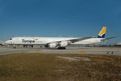 Tampa Cargo McDonnell Douglas DC-8-71 (F) HK-4277 (msn 45976) MIA (Bruce Drum). Image: 106070.