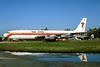 Tampa Colombia Boeing 707-324C HK-2600X (msn 18886) MIA (Bruce Drum). Image: 104161.