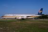 Tampa Colombia Boeing 707-373C HK-2401-X (msn 18707) MIA (Bruce Drum). Image: 104159.