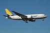 Tampa Cargo Boeing 767-241F ER N770QT (msn 23802) MIA (Bruce Drum). Image: 100667.
