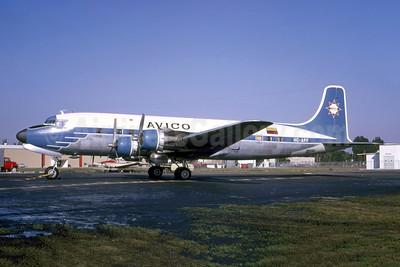 AVICO Douglas DC-6 HC-APF (msn 42882) MIA (Bruce Drum Collection). Image: 951427.