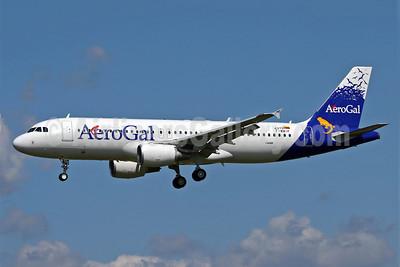 AeroGal (Aerolineas Galapagos) Airbus A320-214 F-WWIF (HC-CJM) (msn 4379) TLS. Image: 905270.
