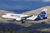 AeroGal (Aerolineas Galapagos) Airbus A319-112 HC-CKL (msn 1866) UIO (Sandro Rota). Image: 929769.