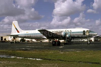 """""""La Foca"""", ex United N37590"""