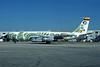 Ecuatoriana (Empresa Ecuatoriana de Aviacion) Boeing 720-023B HC-BDP (msn 18033) MIA (Bruce Drum). Image: 101384.