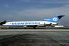 Ecuatoriana (Empresa Ecuatoriana de Aviacion) Boeing 727-2M7 HC-BVM (msn 21502) (VASP colors) BOG (Christian Volpati). Image: 913605.