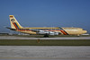 Ecuatoriana (Empresa Ecuatoriana de Aviacion) Boeing 707-321B HC-BHY (msn 20033) MIA (Bruce Drum). Image: 101415.