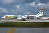 Ecuatoriana (Empresa Ecuatoriana de Aviacion) Boeing 707-321B HC-BFC (msn 19277) MIA (Bruce Drum). Image: 101419.