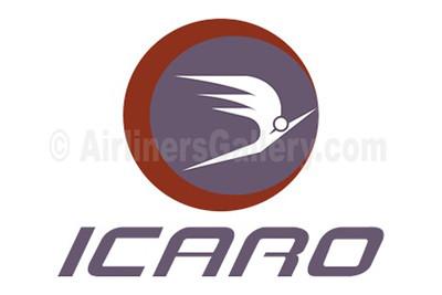1. ICARO Air logo