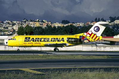 Flight X8 504 crashed on takeoff at Quito on September 22, 2008