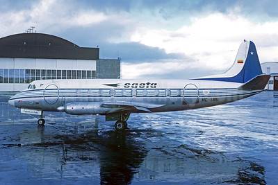 SAETA Vickers Viscount 785D HC-ARS (msn 377) KEF (Christian Volpati Collection). Image: 928449.