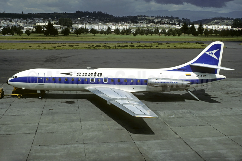 Crashed at Guatemala City on January 18, 1986, 87 killed